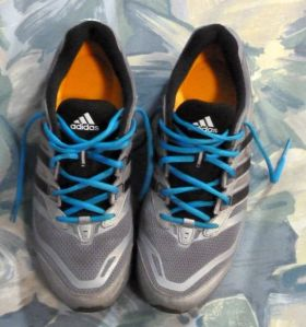 These are the wheels for the next challenge, with the older Adidas pair serving me well for long enough.